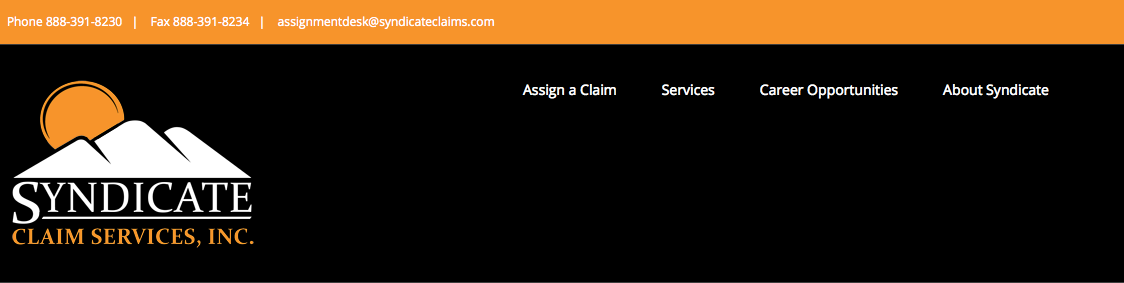 Syndicate Claim Services, Inc.